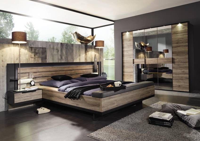 schlafzimmer von steffen ventura in schwarz matt abs. Black Bedroom Furniture Sets. Home Design Ideas