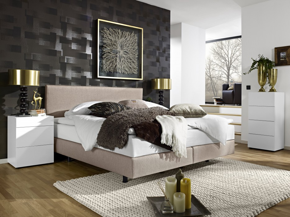 schlafzimmer set boxspringbett boxspringbett frieda bett. Black Bedroom Furniture Sets. Home Design Ideas