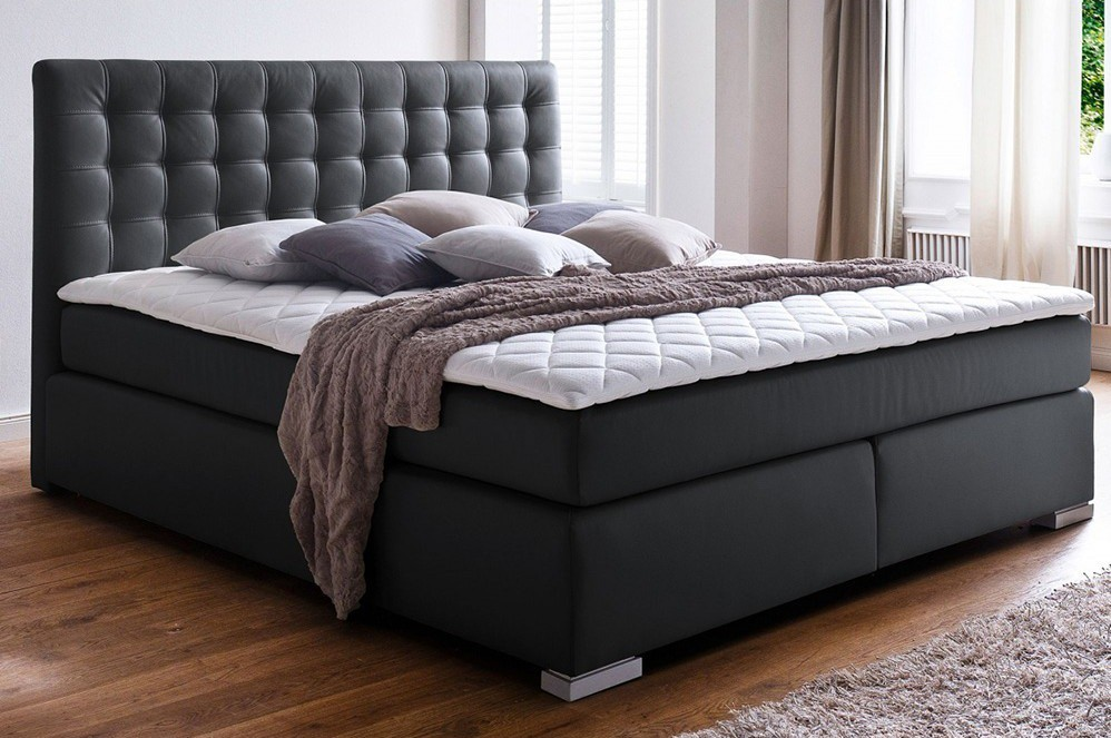 meise boxspringbett isa 140x200 cm individuell. Black Bedroom Furniture Sets. Home Design Ideas