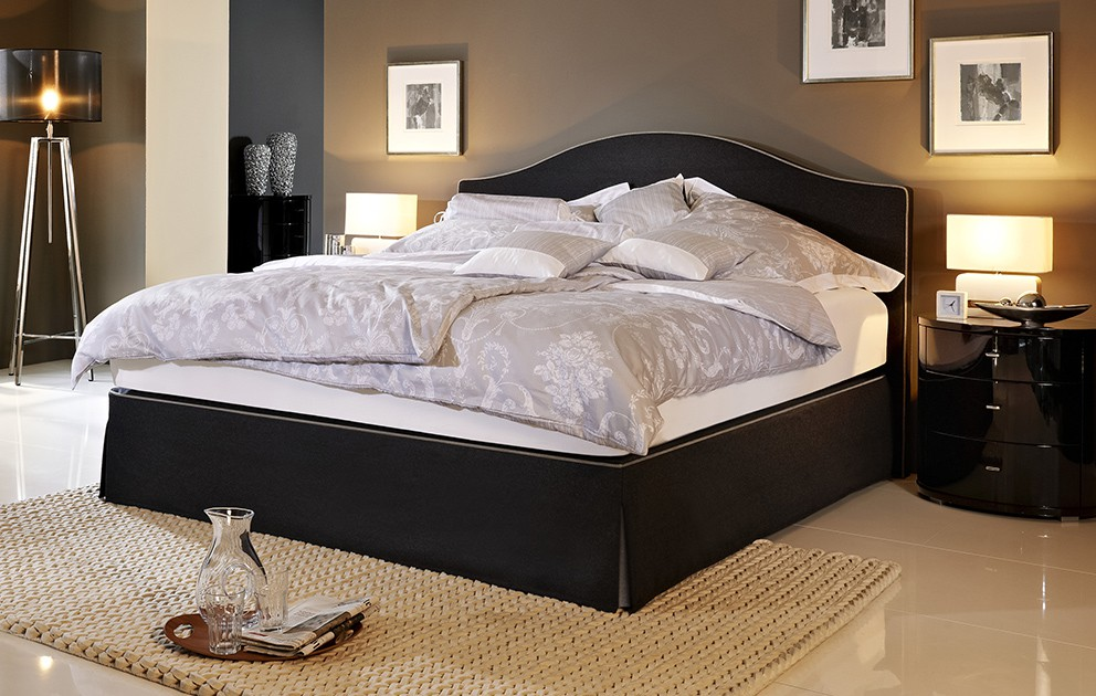 femira boxspringbett claudia alcantara 120x200 cm individuell konfigurierbar hersteller femira. Black Bedroom Furniture Sets. Home Design Ideas